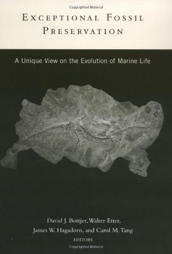 Exceptional Fossil Preservation: A Unique View on the Evolution of Marine Life (The Critical Moments and Perspectives in Earth History and Paleobiology) by D J Bottjer (2002-09-27) (Fossil Legends)