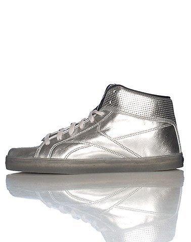 Reebok Traww Sh Prime Court Mid Ltr Sneaker Silver 10.5