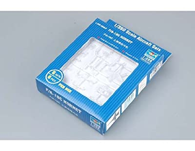 Trumpeter 1/350 F/A18C Hornet Aircraft Set for USN Carriers (6-Box)