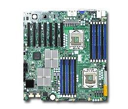 Supermicro MBD-X8DTH-iF Dual LGA 1366 6 SATA Ports via ICH10