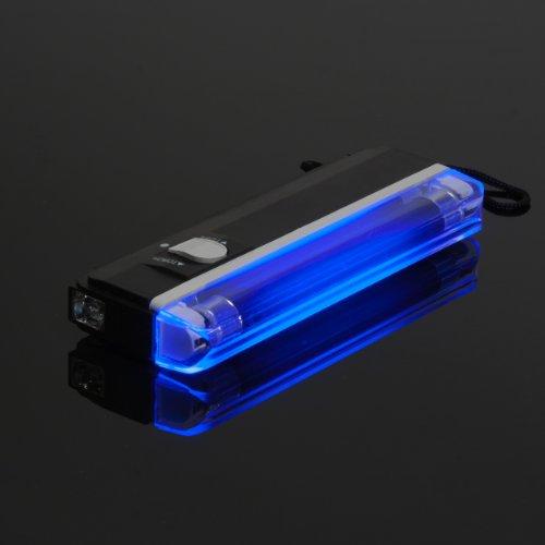 Blue Ridge Novelty Portable Blacklight, 6-Inch