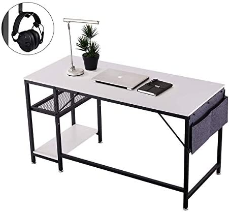 V-AIDMENG 55'' Home Office Desk