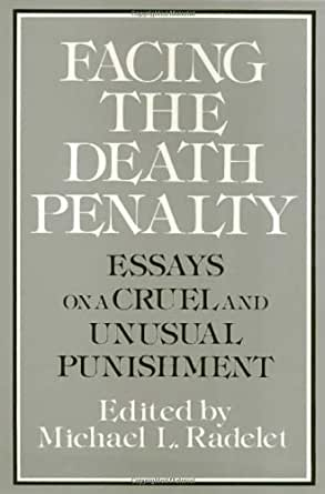 the benefits of the death penalty essays Capital punishment, also dubbed the death penalty, is the pre-meditated and planned taking of a human life by a government in response to a crime committed by that legally convicted person passions in the us are sharply divided, and equally strong among both supporters and protesters of the death.