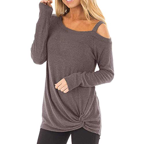 shirt chaude Xinantime Automne Chemise shirt T Veste Manches Caf Chemise sauvage Femmes Sweat Tops Tops hiver Longues Blouse w7Zqn1Y