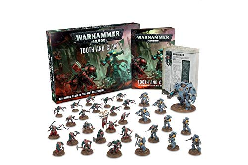 Games Workshop Warhammer 40,000: Tooth and Claw from Games Workshop