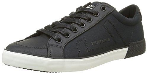 Basse 02 Redskins Noir Sabar Noir Uomo Sneaker Nero Eqx0r1q8