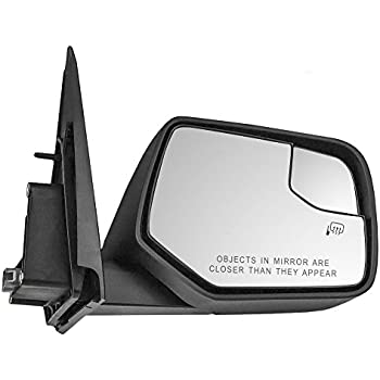 08-12 Ford Escape Driver Side Mirror Replacement