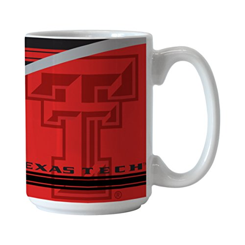 NCAA Texas Tech Red Raiders Split Mug, -