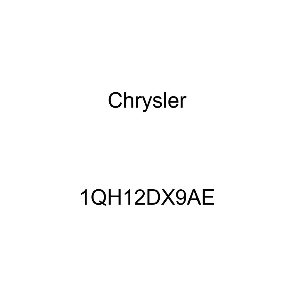 Genuine Chrysler 1QH12DX9AE Radio Stack