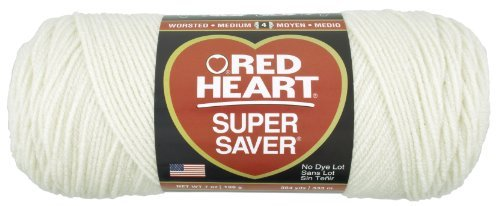 Price comparison product image Coats Yarn Red Heart Super Saver Yarn-Aran,  Other,  Multicoloured by Coats: Yarn
