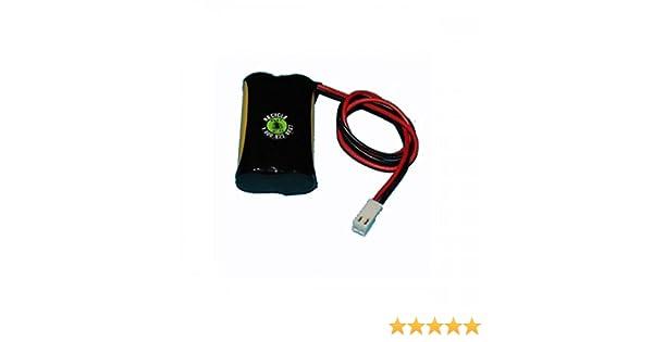 Battery For Dual-Lite 0120822-E 12-822 Atlight 100003A097