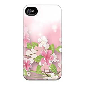 New Arrival Feminine In Pinks YMy6282vztY Case Cover/ 4/4s Iphone Case