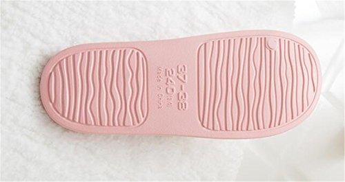 men Slippers Bathroom TELLW dark Slip for Thick Cool Green Indoor Female Anti Male Summer Slippers Bottom Home pOgxOqS