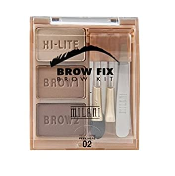 Image result for milani eyebrow kit