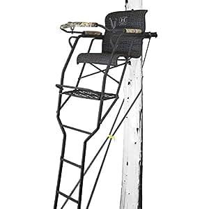 Amazon Com Hawk 20 Big Denali Ladder Stand Sports
