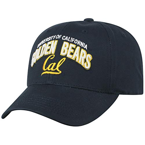 Top of the World Cal Bears Official NCAA Adjustable Curved Bill C Deal Hat Cap 258621