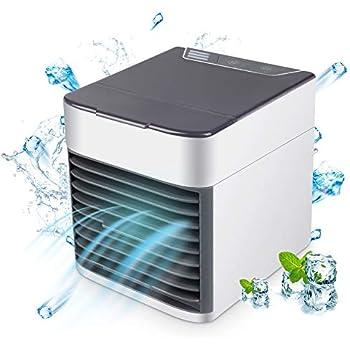 Amazon Com Adocfan Mini Personal Space Air Cooler