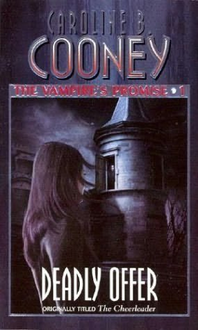 book cover of The Vampire\'s Promise Trilogy