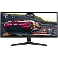 LG 34UM69G-B 34-Inch 21:9 UltraWide IPS Monitor with 1ms Motion Blur Reduction and FreeSync
