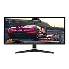 The LG 34UM69 21:9 Ultra Wide monitor is 21:9 large screen monitor that's ready to play. The large real estate of the wide screen helps create an immersive viewing experience ideal for griming. With the 34 inch IPS display, your games (and al...