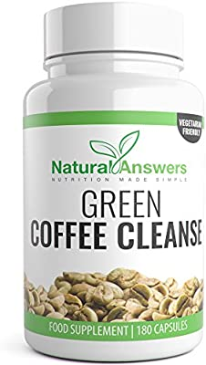 low carb diet and green coffee bean extract