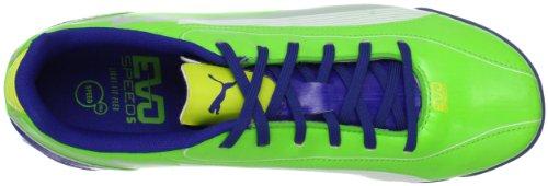 Bota 5 de PUMA Verde TT Evospeed Fútbol Azul Caballero w6B6vt