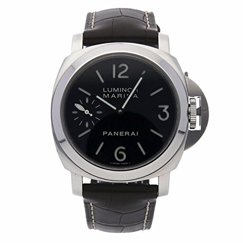 Panerai Luminor Marina Mechanical-Hand-Wind Male Watch PAM00111 (Certified Pre-Owned) - 44mm Panerai Watches