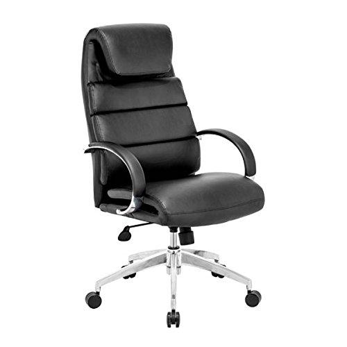 Zuo Modern Modern Bookcase - Zuo Lider Comfort Office Chair, Black
