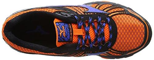 Blue Arancione Uomo Mizunowave Running Hitogami clownfish Shadow dark 4 Scarpe strong xRXX6q8w