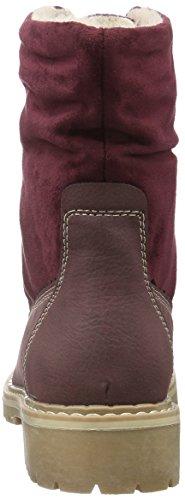 Jane Klain Boot, Botines Para Mujer Rojo - Rot (570 Wine)