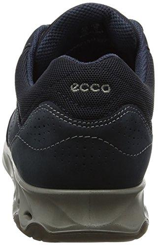 ECCO Wayfly, Zapatillas de Deporte Exterior Mujer Azul (Navy/navy)