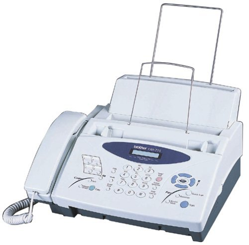 Brother IntelliFAX 775 Plain Paper Fax/Phone/Copier by Brother