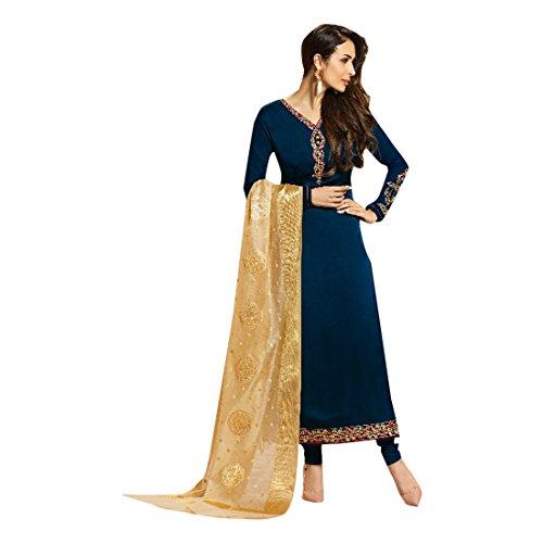 Indiano Misura Etnico Casual Personalizzato Ufficio Bollywood Formale 2731 Malaika Designer Misurare Donne Kameez Salwar Su Diritto Emporium Per Vestito Arora SrUwqSF5