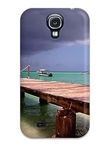 New Bridge Tpu Cover Case For Galaxy S4