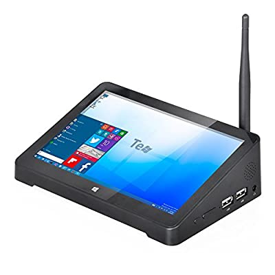 Gole all in one mini tablet PC with Windows 10 & Android 4.4 Intel quad core 2GB + 64GB 7inch 1280X800 touch screen