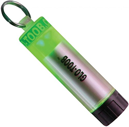 NEXTORCH GLO-TOOB AAA 3 Mode Safety Light Waterproof 200ft Emergency Dive Light (Green) (Glo Toob Green)