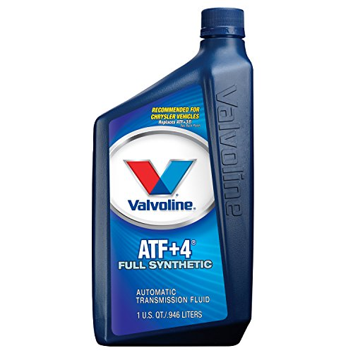 Valvoline Transmission Oil (Valvoline +4 Automatic Transmission Fluid - 1qt (Case of 6) (822348-6PK))