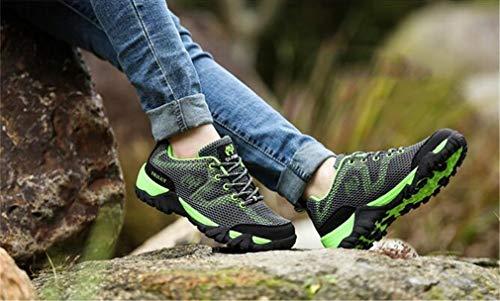 Turnschuhe Wandern Farbe im Anti E Womens Mesh Größe Verschleißfeste Schuhe Liebhaber 36 Sommer Sportschuhe Wanderschuhe Rutsch B Herbst Wanderschuhe Freien 1q847