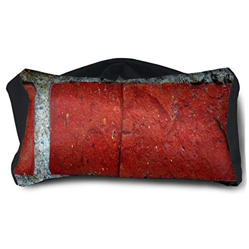 Eye Pillow Red Brick Wall Hd Fabulous Eye