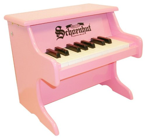 Schoenhut 1822P - 18 Key My First Piano