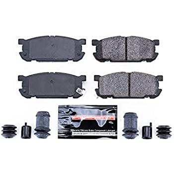ACDelco 17D1281CH Professional Rear Disc Brake Pad Set