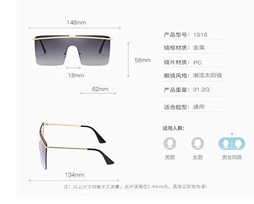 rond retro de polarisées Lennon métallique en soleil lunettes Gradient du Gris cercle vintage style inspirées AW7Ynqndw