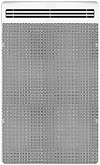 Cayenne panneaux rayonnant 6 ordres Sas vertical lcd 1500W
