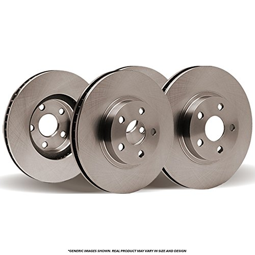 Scion Tc Spec - (Front+Rear Rotors)(OE SPEC)(Perfect-Series) 4 Disc Brake Rotors(Vibe Matrix Corolla Celica tC)(5lug)