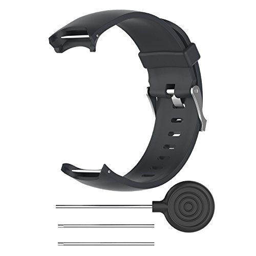 For Garmin Approach s3 Gps Watch Band Strap Women/Man - FitTurn Replacement silicone Wristbands strap/Bands Color Watch Accessories with metal button For Garmin Approach s3 (Garmin Wrist Strap)