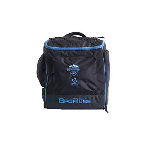 Sportube Toaster Elite Heated Boot Bag, Blue by Sportube