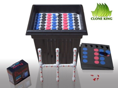 41oZV-f60XL Clone King 64 Site Aeroponic Cloning Machine Cloner Expect 100% Success Rates!!!