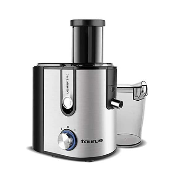 Taurus Licquafruits Pro 800-Watt Juice Extractor (Silver/Black) 1
