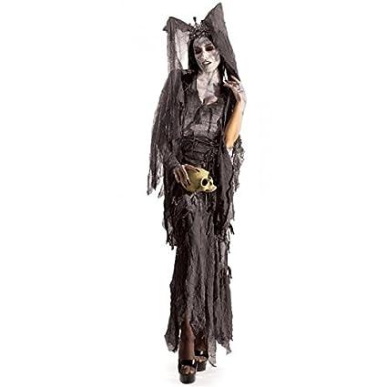 Generique Disfraz Macabro Mujer Halloween L Amazon Es Juguetes Y