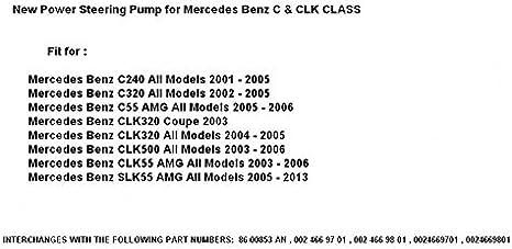 ChipPower Chiptuning CS2 f/ür C-Klasse C 200 Kompressor 2.0 CL//S//W203 120 kW 163 PS Tuning Benzin